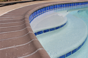 Swimming Pool Tile & Coping | Coronado\'s Pool Plaster, Inc.