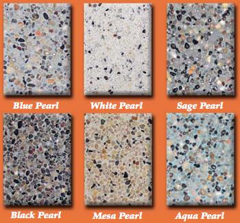 SunStone Pearl Colors