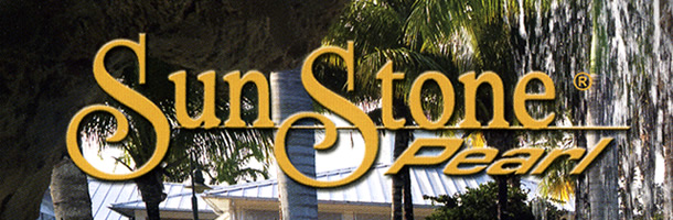 Sunstone Pearl logo