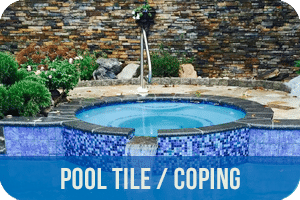 Pool Tile coping