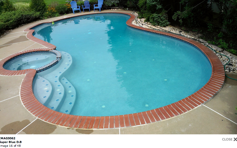 Diamond Brite Pool Plaster Finish Coronado S Pool