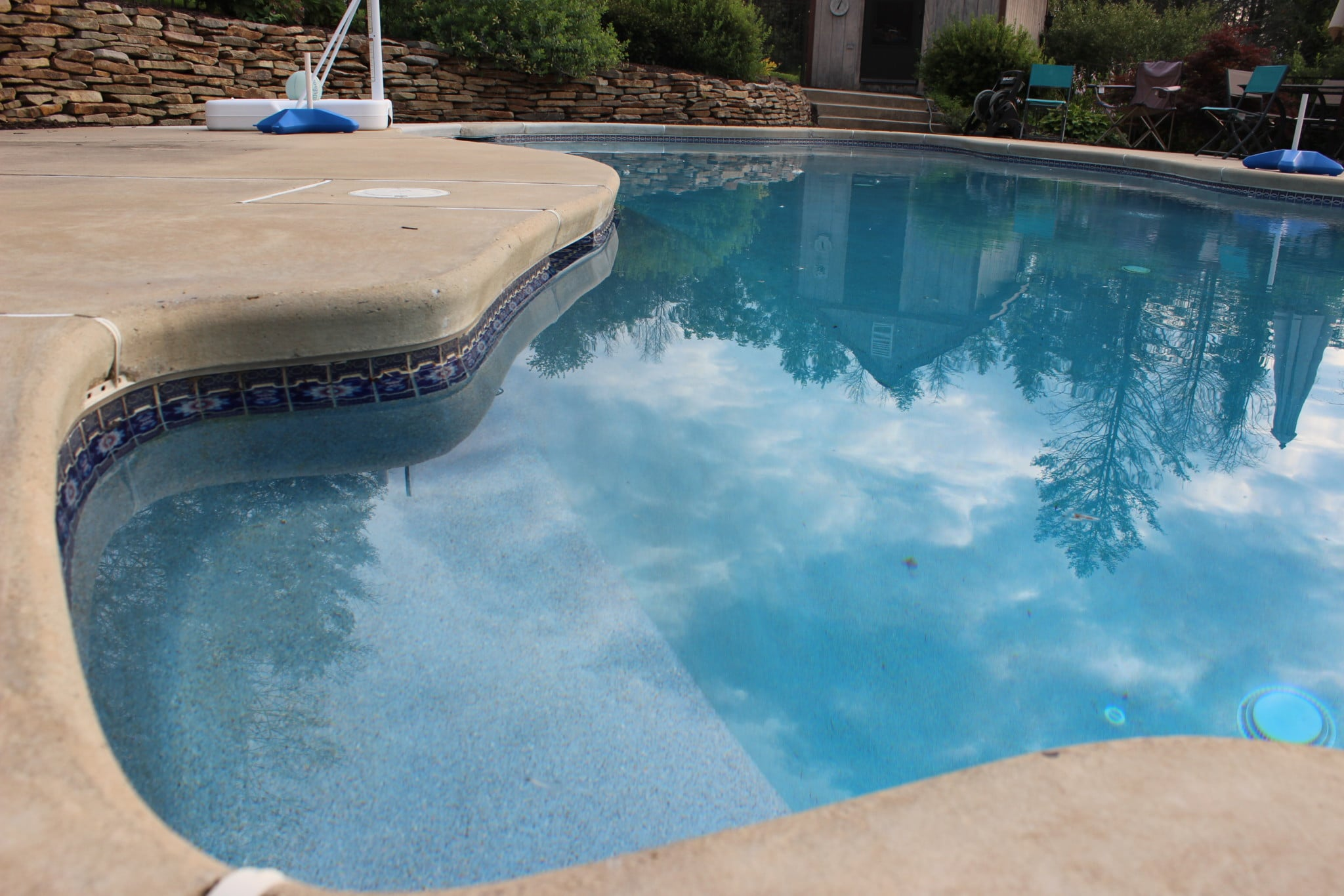 River Rok Pool Plaster Finish Coronado S Pool