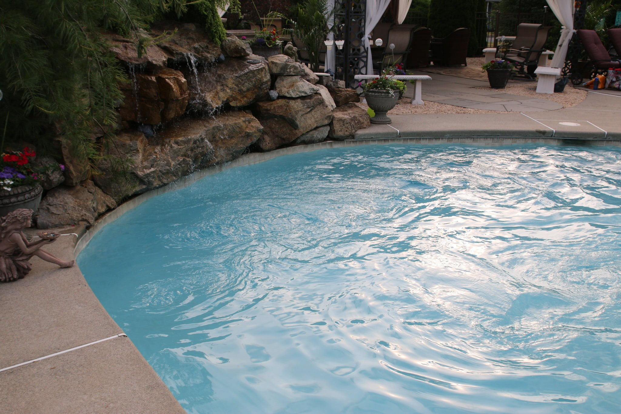 Swimming Pool Finish Line : Img coronado s pool renovations inc
