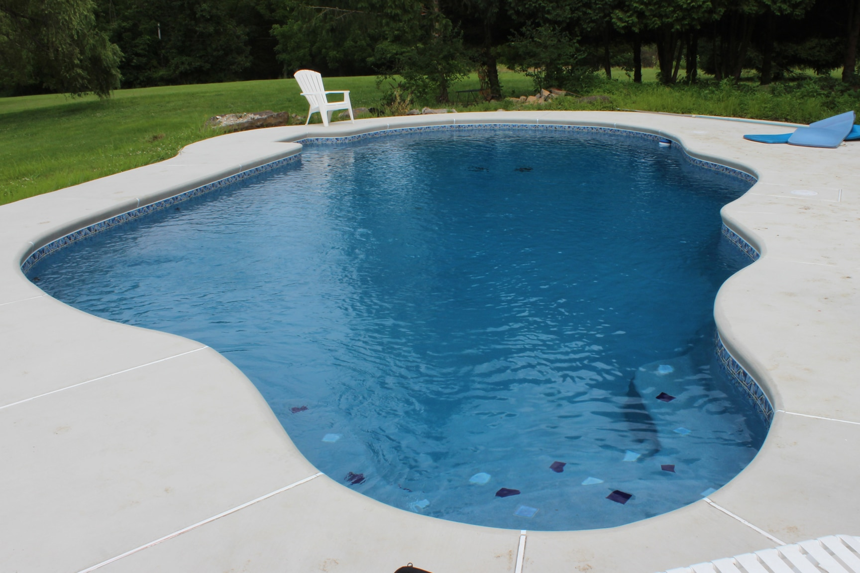 Krystalkrete pool plaster finish coronado 39 s pool for Pool plaster