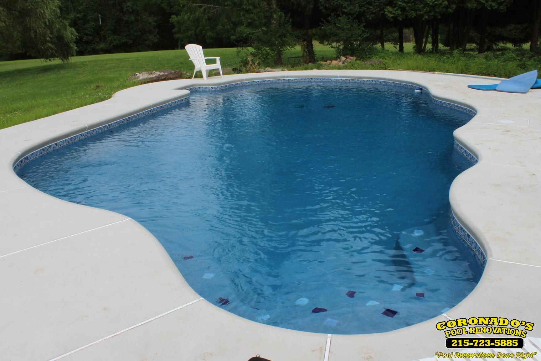 Krystalkrete Pool Plaster Finish
