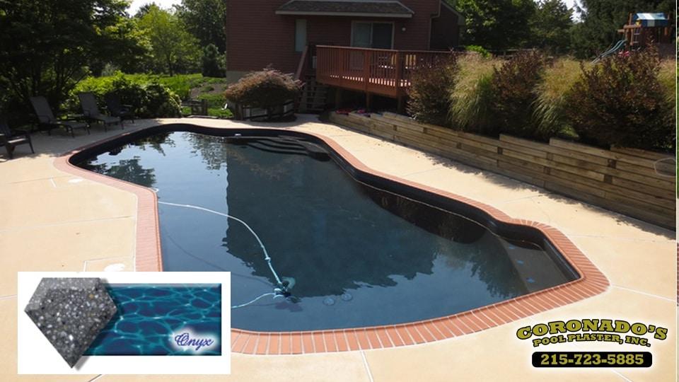 Onyx Pool Plaster : Diamond brite pool plaster finish coronado s