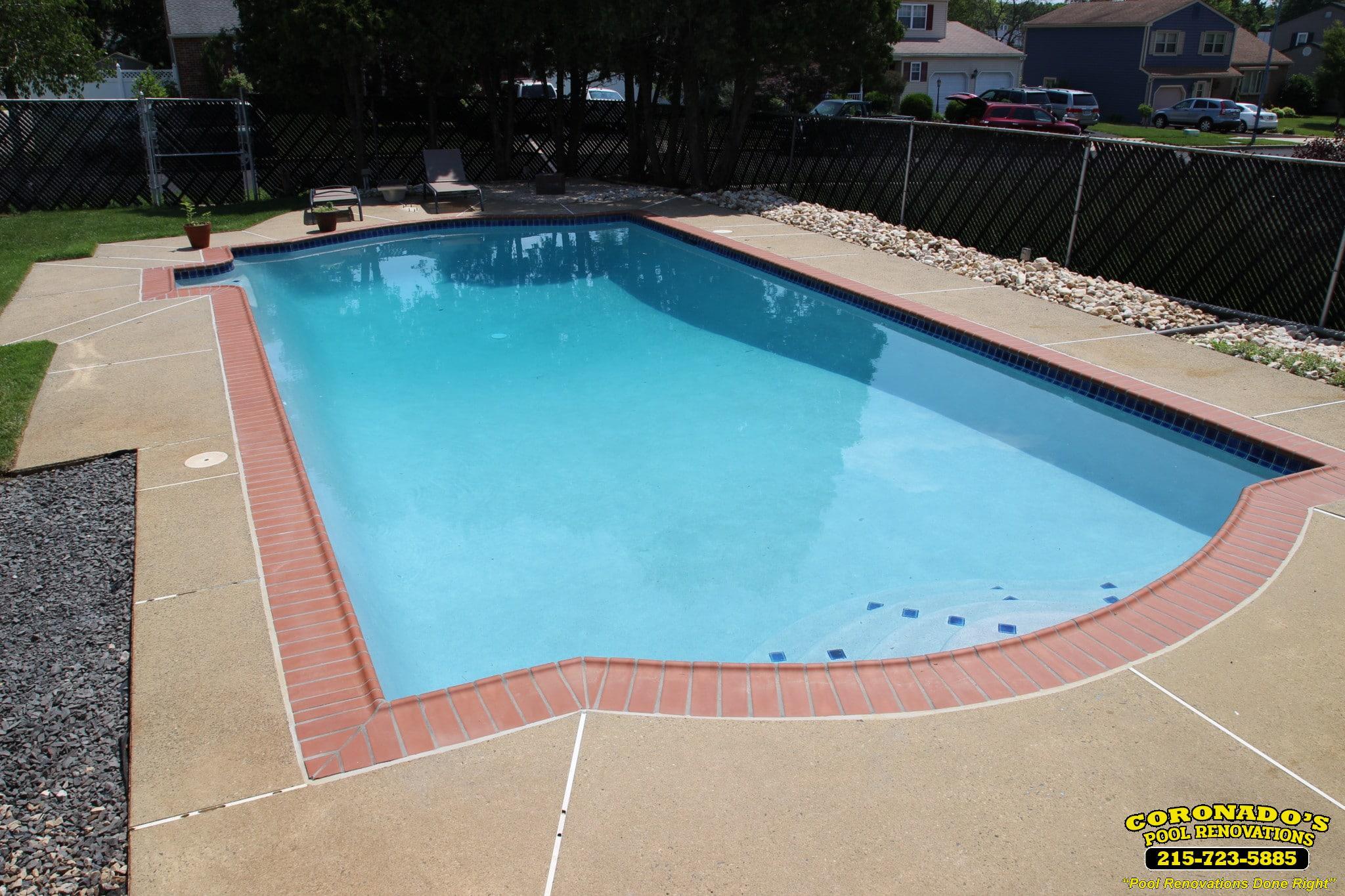 Diamond Brite Pool Plaster Finish Coronado S Pool