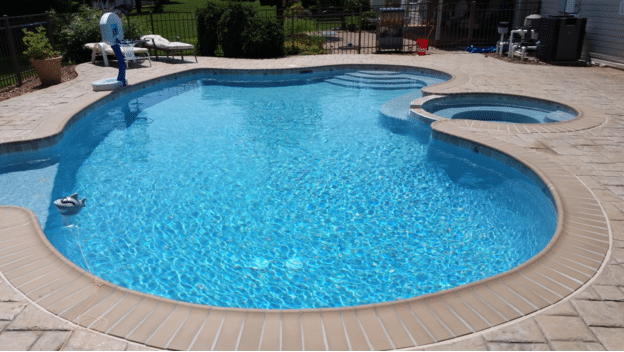 Chester county pool maintenance tips coronado s for Swimming pool maintenance cost per year