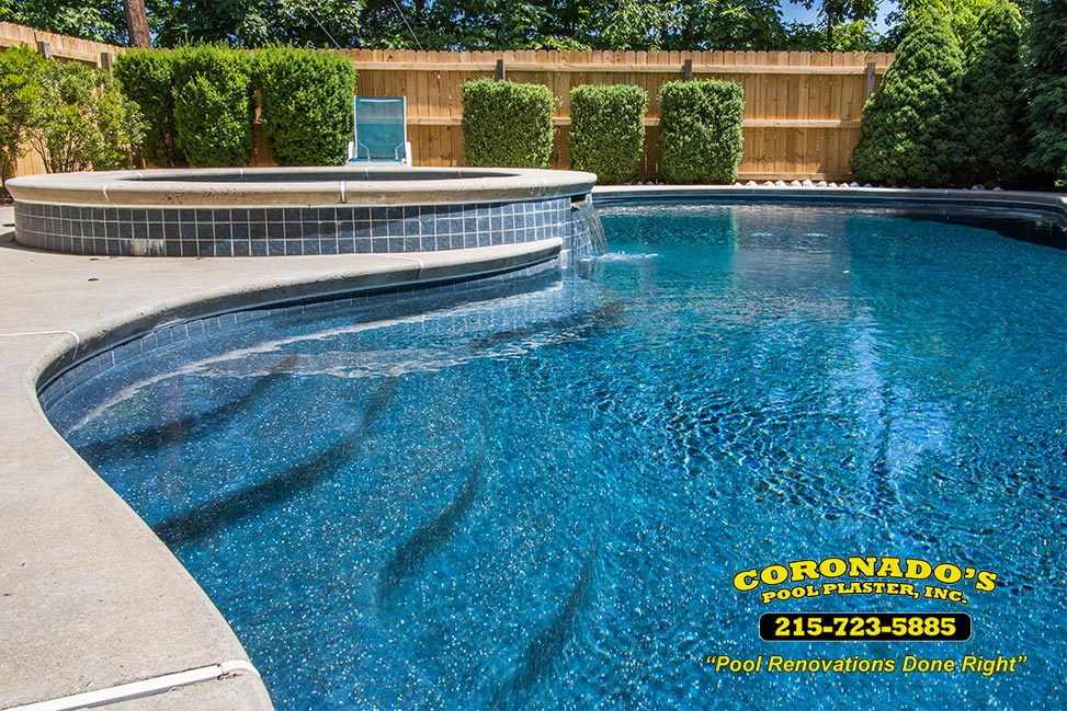 Stonescapes Pool Plaster Finish Coronado S Pool