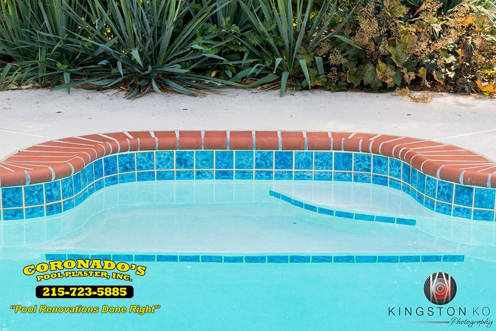 Pool Tile & Coping | Coronado\'s Pool Renovations, Inc