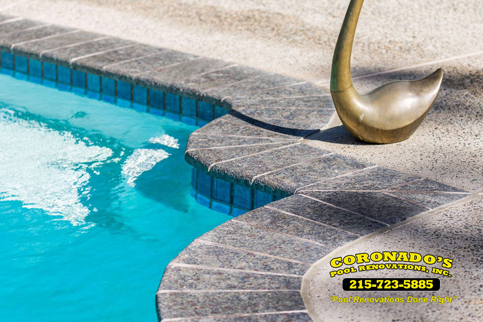 Commercial swimming pool repairs