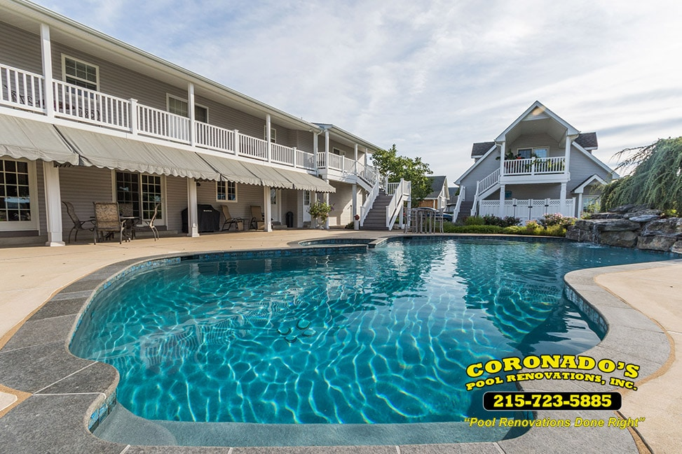 Swimming pool contractors coronado 39 s pool renovations for Swimming pool companies