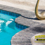 pool tile & coping