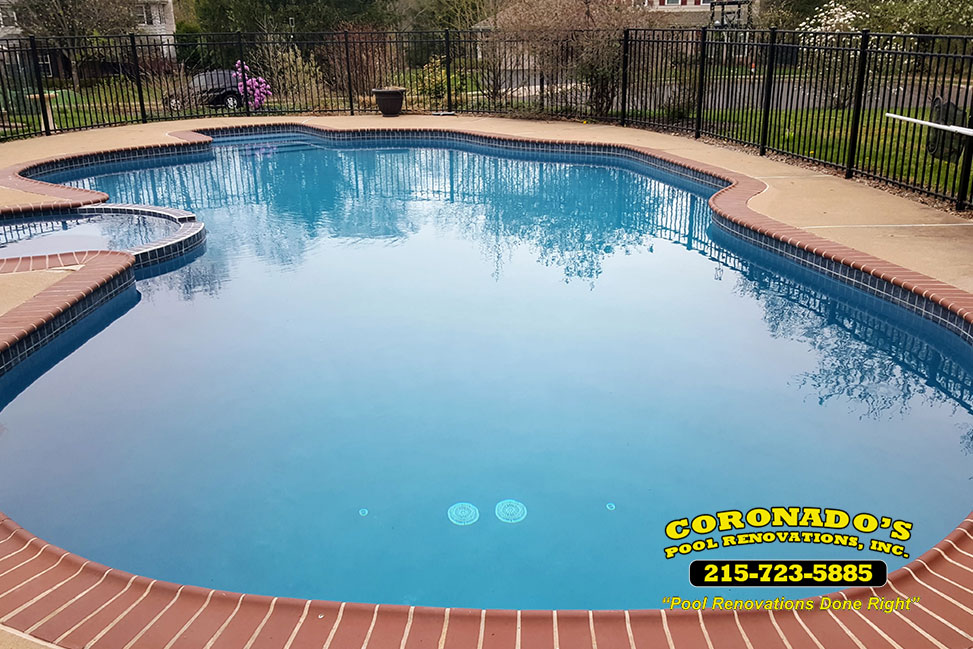 Quartzscapes Pool Plaster Finish Coronado S Pool