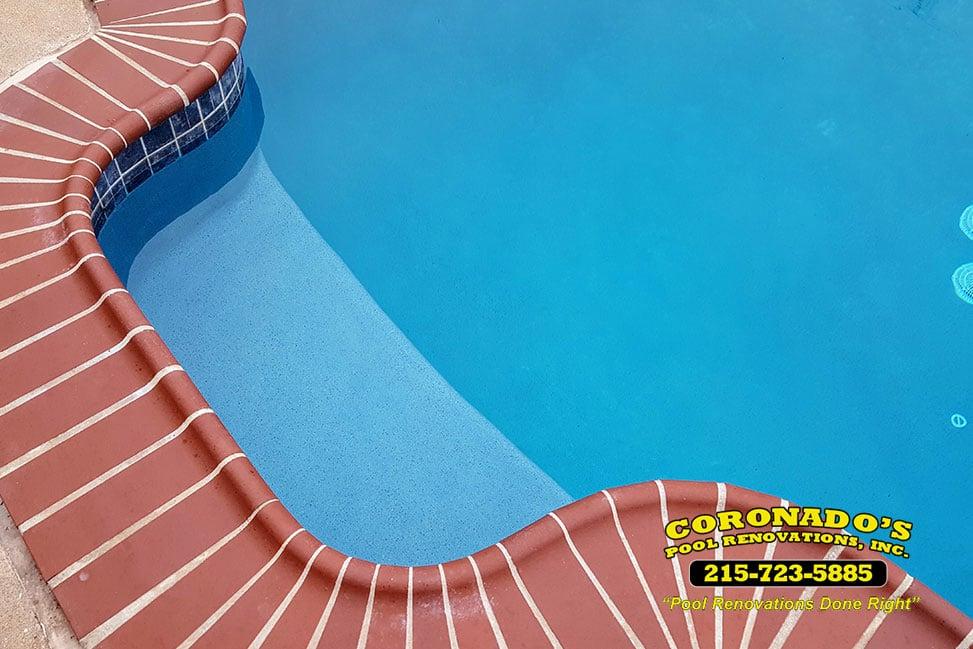 Pool Plaster Finishes Coronado S Pool Renovations Inc