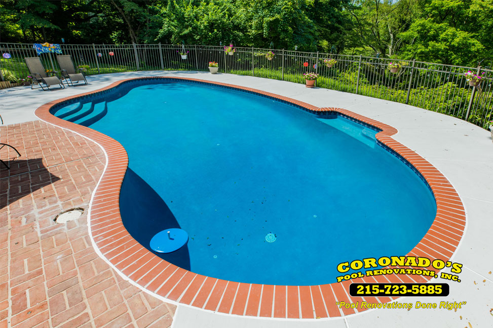 Quartzscapes Pool Plaster Finish Coronado S Pool
