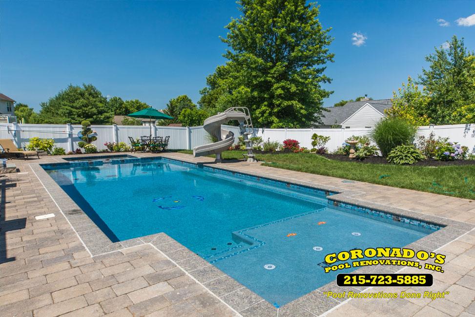 Types of CLI Pool Finishes   Coronado\'s Pool Renovations