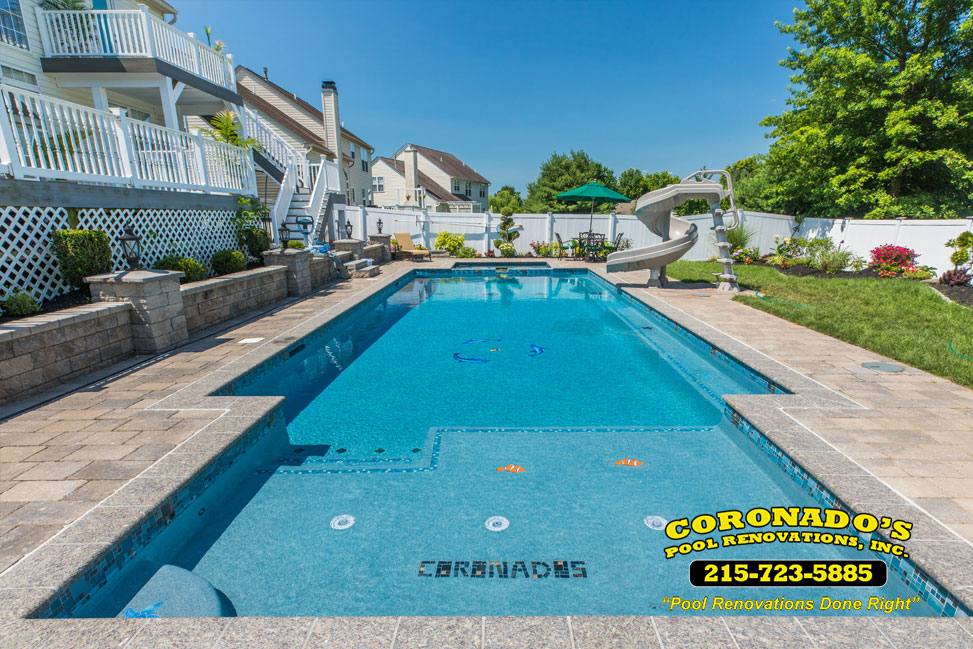 Family owned pool renovation company coronado 39 s pool for Pool renovations