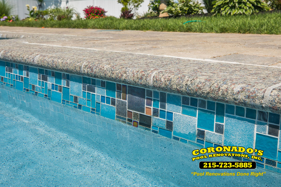 Planning your swimming pool renovations coronado 39 s pool - How soon can you swim after plastering pool ...