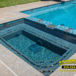 Swimming Pool Tile & Coping Repair