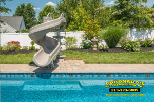 fix swimming pools