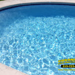 Swimming pool coping repair