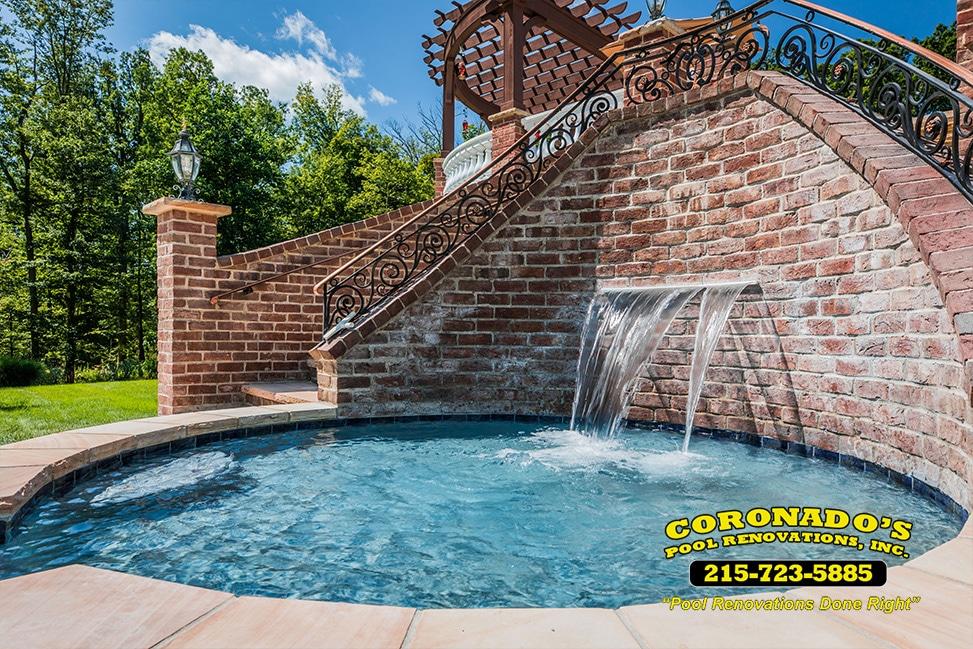 Stonescapes Pool Plaster Finish Coronado S Pool