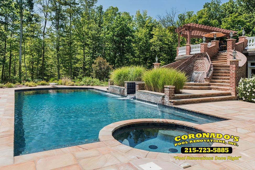 4 Coronado 39 S Pool Renovations Inc