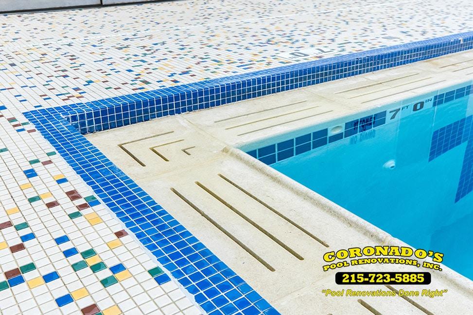 swimming pool acid wash