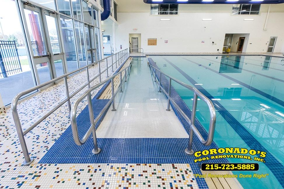 Commercial swimming pool renovation coronado 39 s pool for Pool renovations