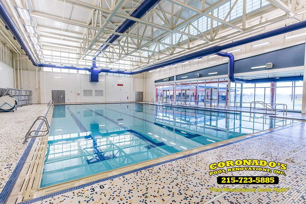 Commercial swimming pool plaster coronado 39 s pool renovations for Commercial pools