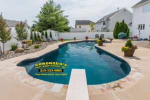 swimming pool project ideas