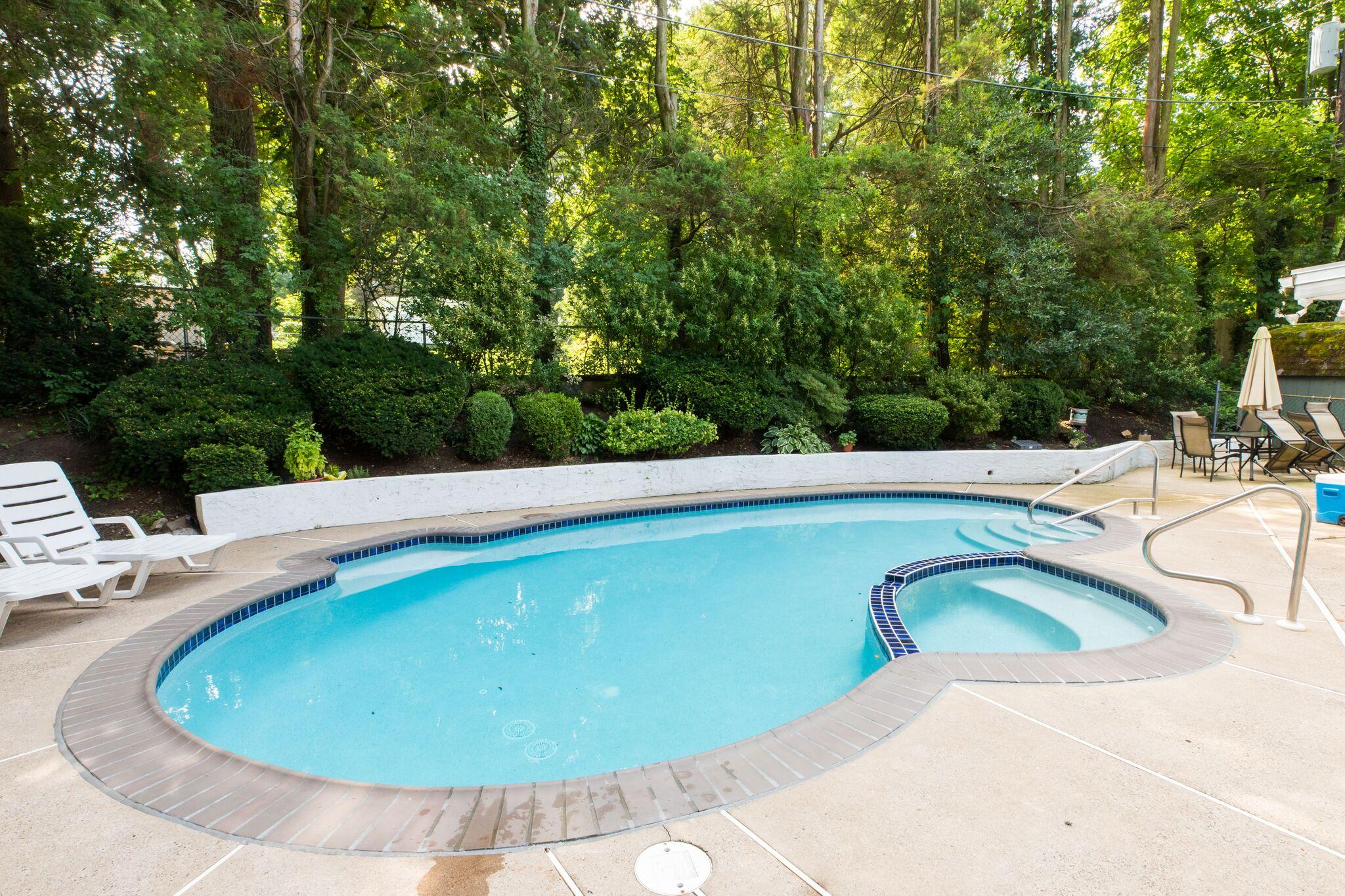 doylestown pool preparation