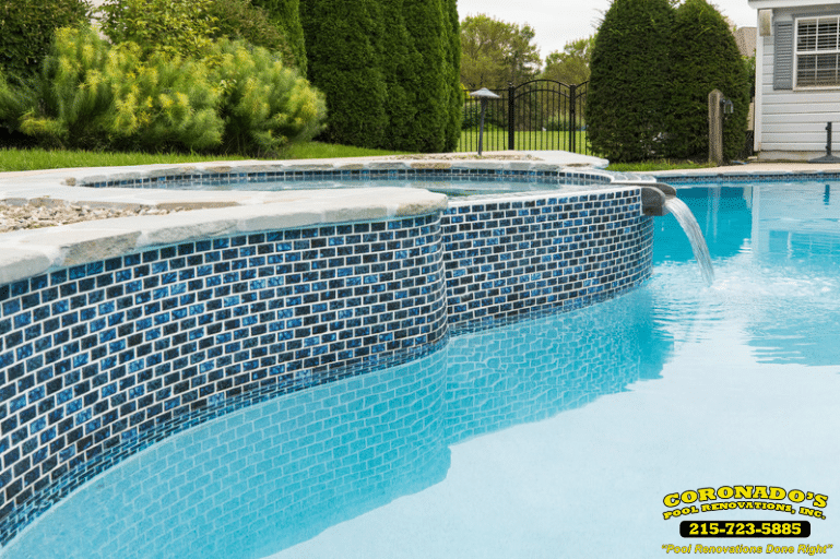 The Doylestown Swimming Pool Tile Repair Experts | Coronados ...