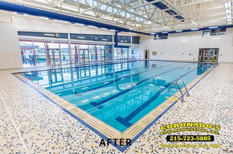 bucks county pool cleaning
