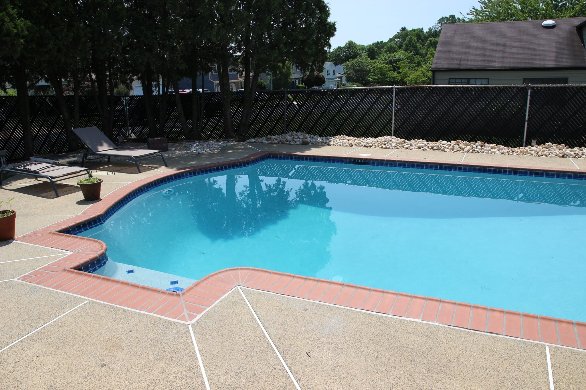 delaware county pool finishing