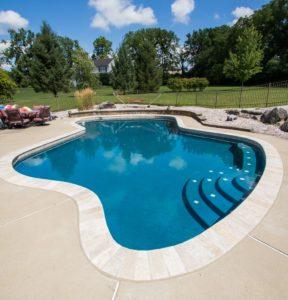 How To Ly White Marble Dust Plaster Coronado S Pool
