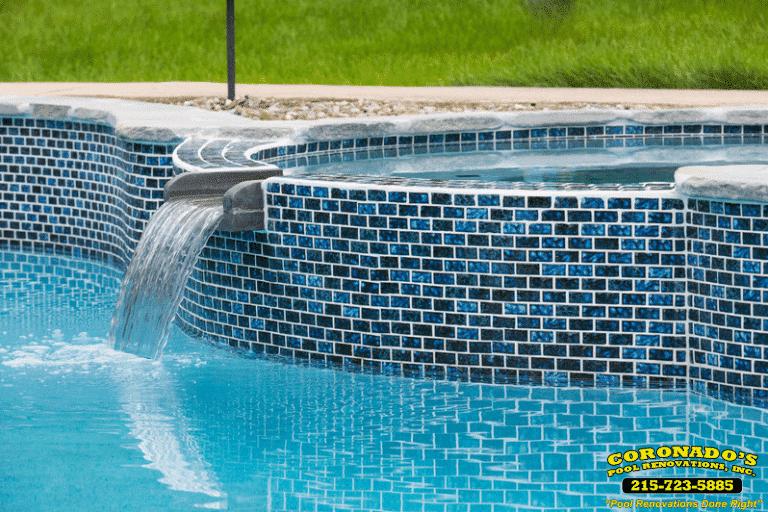 When is it Time to Fix Swimming Pool Tile? | Coronado\'s Pool ...
