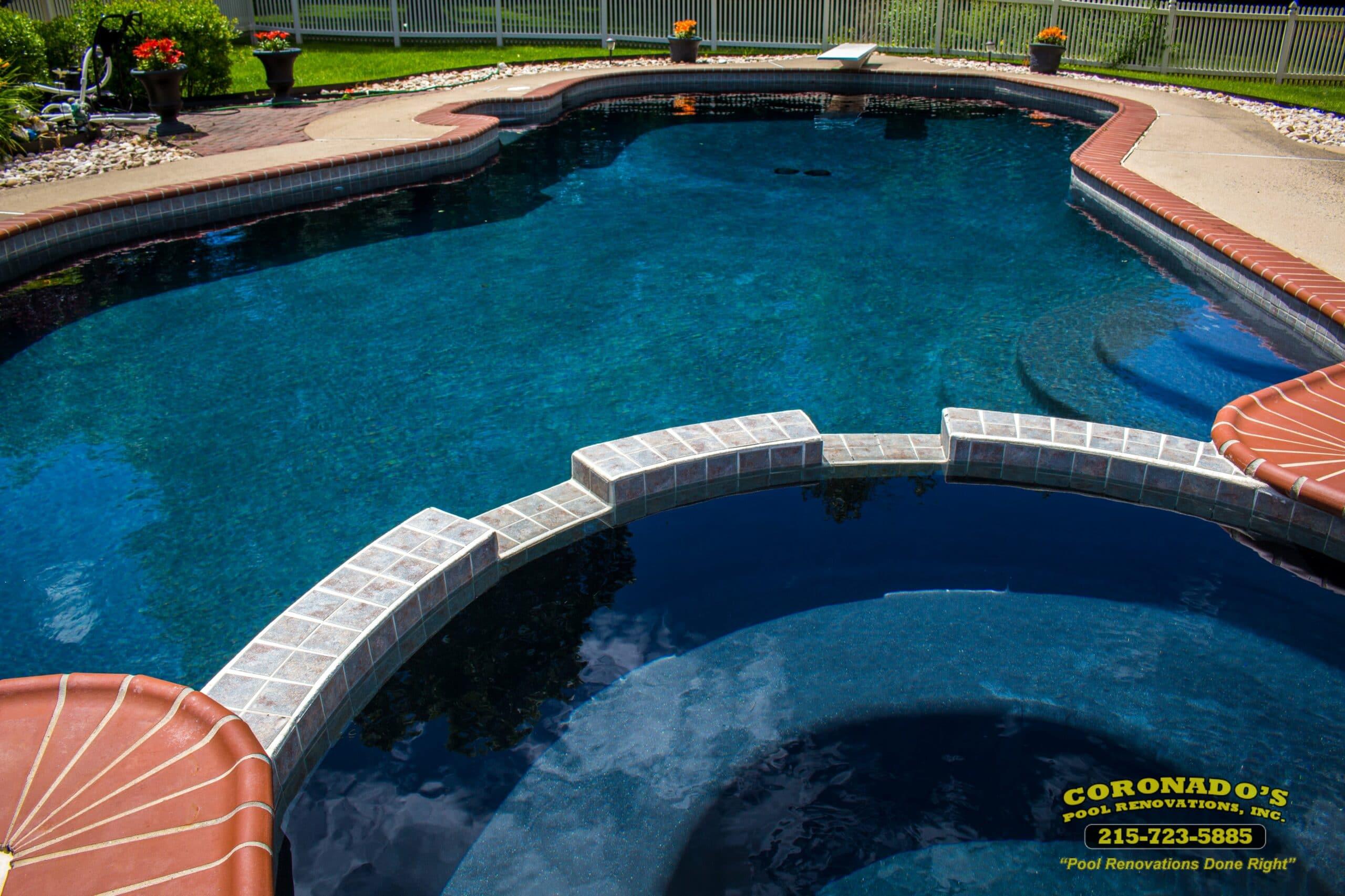 Quartzscapes Pool Plaster Finish   Coronado\'s Pool ...